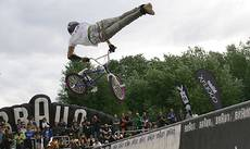 BMX Freestyle Action Köln